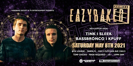 EAZYBAKED @TK Lounge [ Tampa,Fl ] tickets