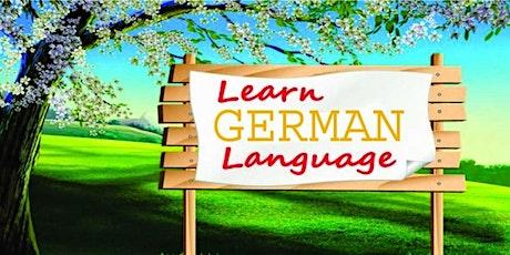 Kids Online German Language 5 Day Camp tickets