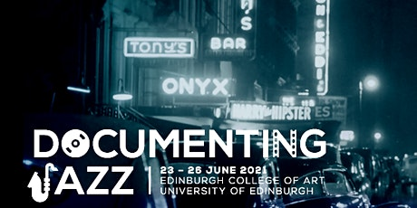Panel Session: Search, Surprise, and Serendipity in the Jazz Archive tickets