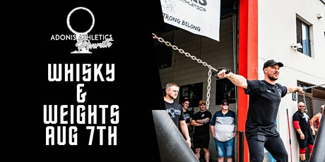 Whisky & Weights Strongman Comp tickets