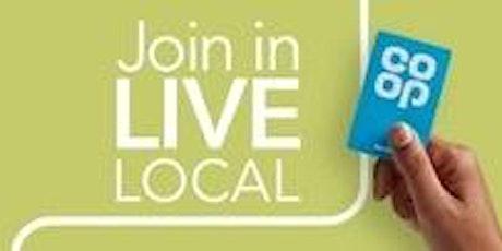 Join In Live Local  -  Melksham tickets