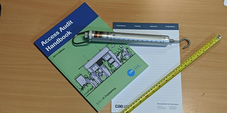 Access Auditing and the Equality Act tickets