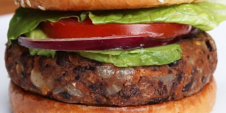 Platewell Vegan Cooking Class l Black Bean Burgers tickets