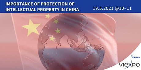 Importance of protection of intellectual property in China tickets