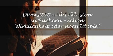 """Digitaler Longdrink-Abend: """"Diversität und Inklusion in Büchern"""" Tickets"""