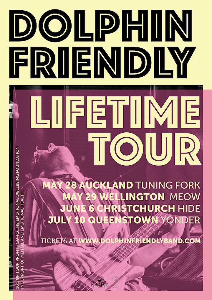 Dolphin Friendly 'Lifetime Tour' - Christchurch Show image