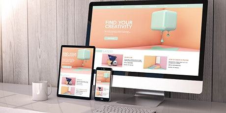 A beginners guide to building a website in Squarespace tickets
