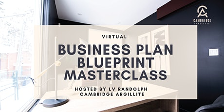 Business Plan Blueprint Masterclass tickets