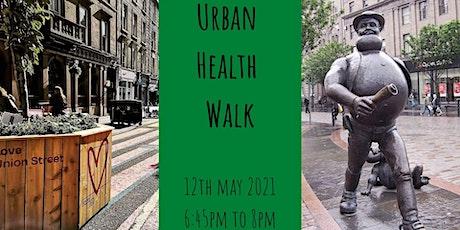 Urban Health Walk - Dundee tickets