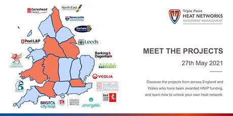 We're Investing In Heat Networks: Meet The Projects Awarded HNIP Funding tickets