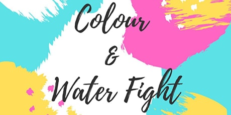 UQISS Colour and Water Fight '21 tickets