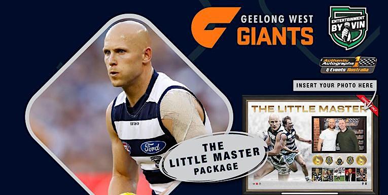 "An evening to farewell ""The Little Master"" at Geelong West Giants Football!"