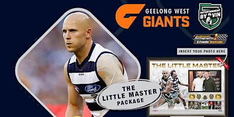 "An evening to farewell ""The Little Master"" at Geelong West Giants Football! tickets"