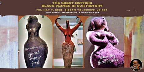 The Great Mother: Black Women In Our History tickets