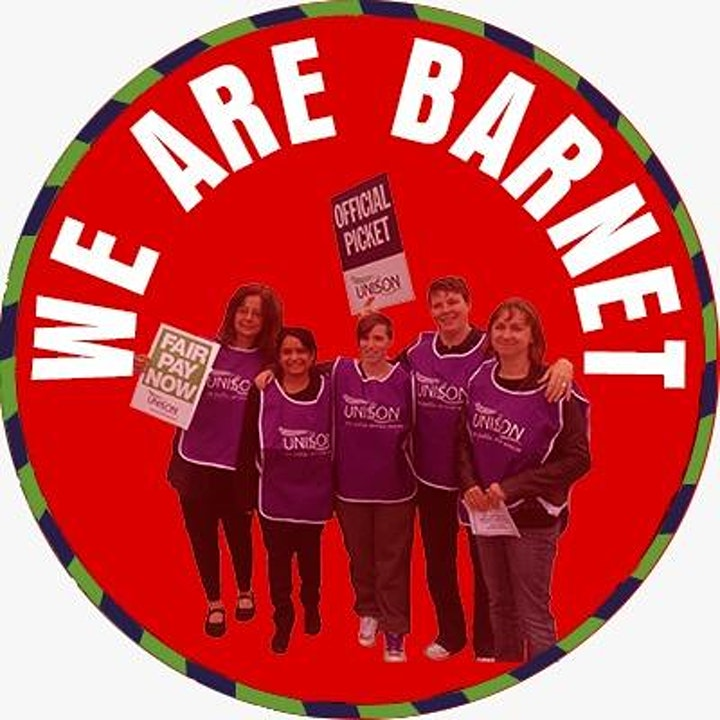 We Are Barnet campaign Public rally 19th May image