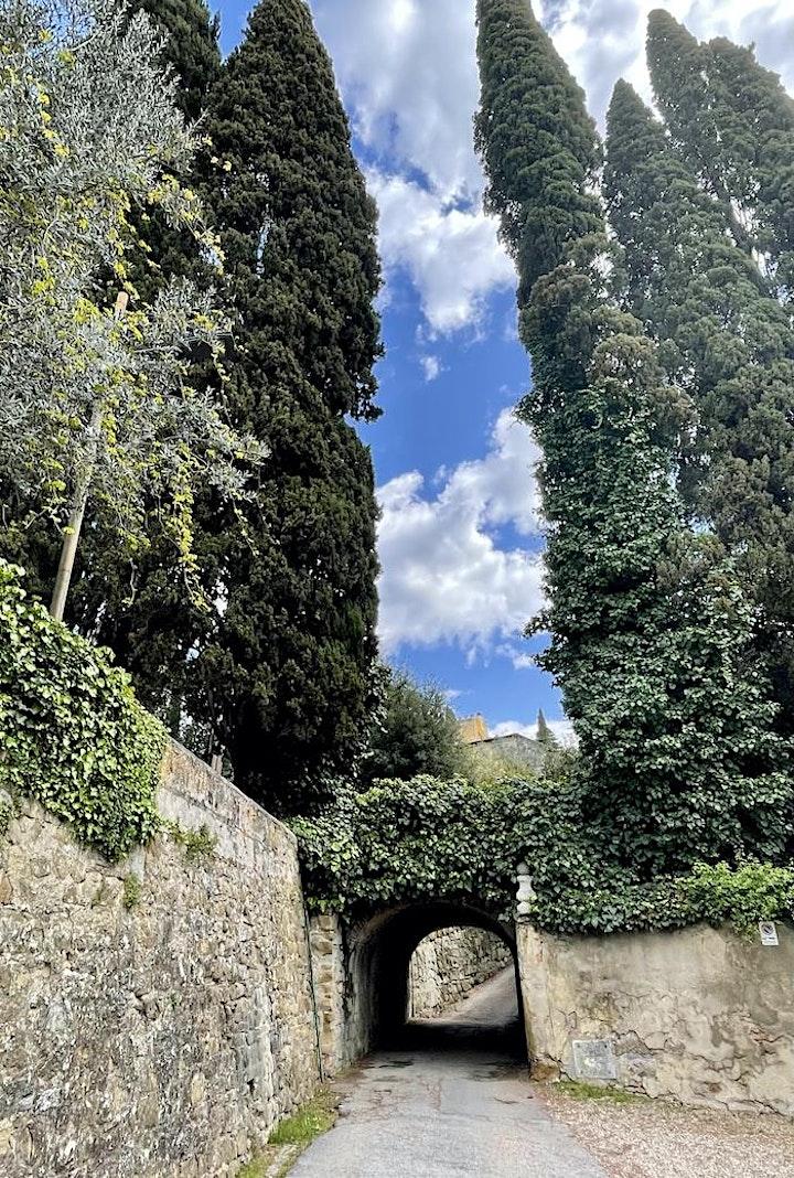 Immagine Trekking Urbano La Capponcina ed il Colle di D'Annunzio