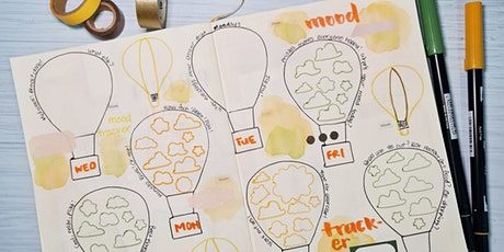 Daily Journaling for Beginners Workshop tickets