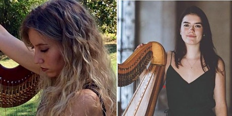 Free lunchtime concert: harp recital by Maria McNamee & Clara Gatti Comini tickets