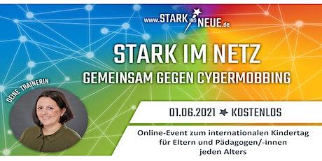 Stark im Netz  gemeinsam gegen Cybermobbing (Eltern) mit Pepi aus Brunnthal Tickets