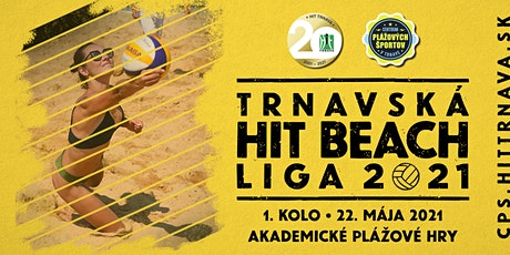 1. kolo THBL2021 – Akademické plážové hry tickets