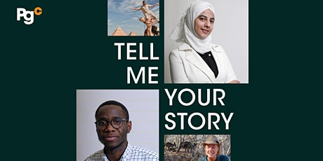 Tell Me Your Story | Culture Conference tickets