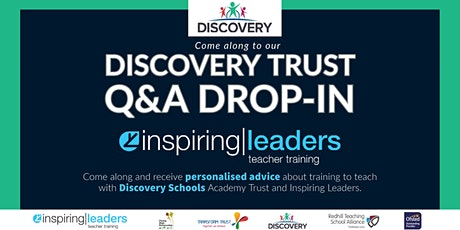 Discovery Hub Q&A Drop-In tickets