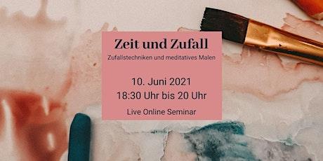Zeit und Zufall - Live Online Seminar Tickets