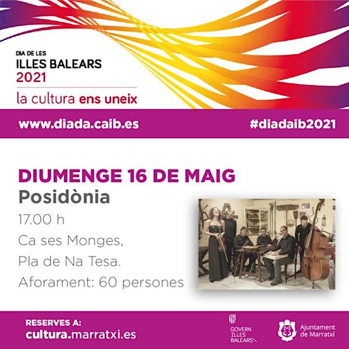 Imagen de Concert 'Posidònia' - DiadaIB