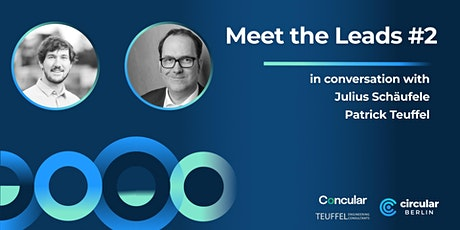 Meet the Leads: Circular Construction tickets