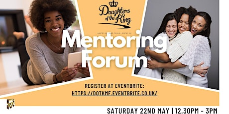 Daughters of The King (DOTK) - Mentoring Forum tickets