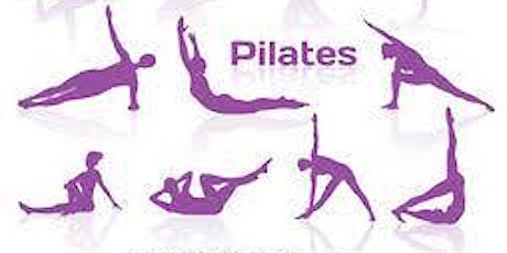 Pilates 55+ entradas