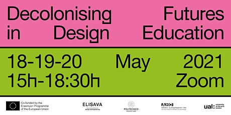 Decolonising Futures in Design Education tickets