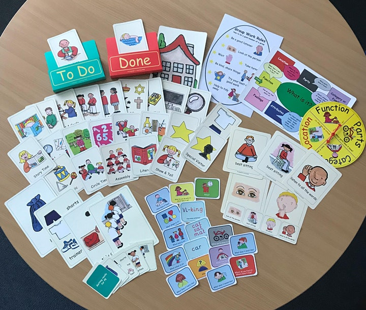 Effective Support for primary school children with SLCN image