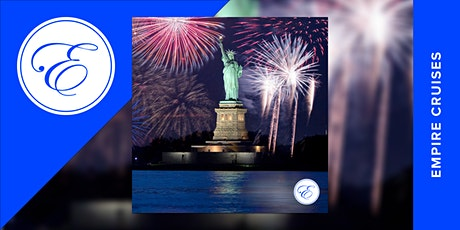 New Year's Eve Fireworks Cruise aboard the Timeless tickets