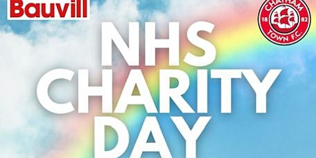 NHS Charity Day for Medway tickets