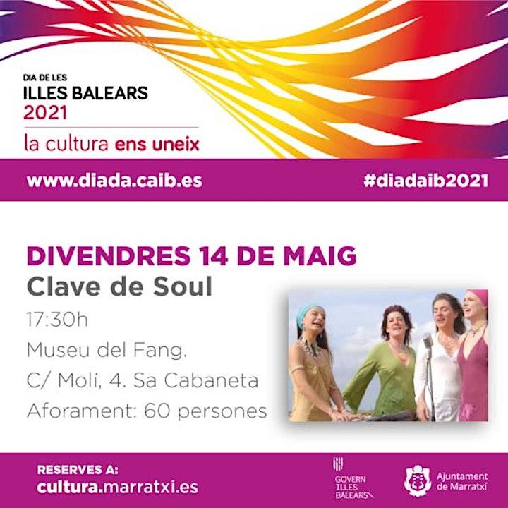Imagen de Concert 'Clave de Soul' - DiadaIB