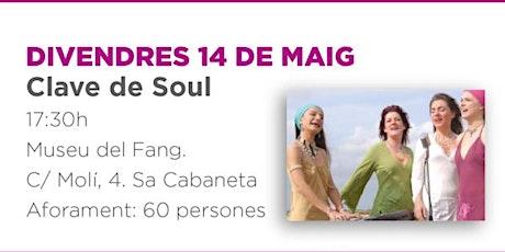 Concert 'Clave de Soul' - DiadaIB entradas