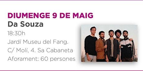 Concert 'Da Souza' - DiadaIB entradas
