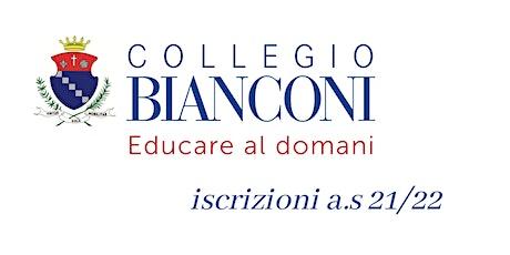 ISCRIZIONI  ANNO SCOLASTICO 21/22 biglietti