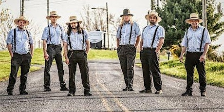 The Amish Outlaws at Main Stage Grille tickets