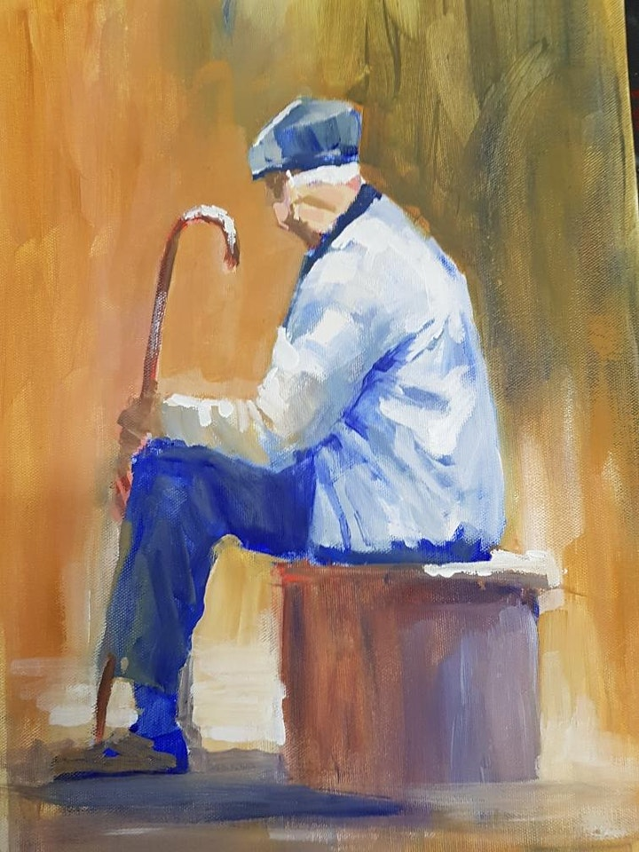 Figure Painting with David Mason image