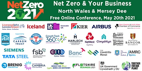 Net Zero 2021 - North Wales Mersey Dee tickets