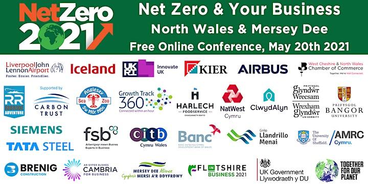 Net Zero 2021 - North Wales Mersey Dee image