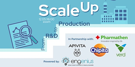 Scale up: From R&D to production tickets