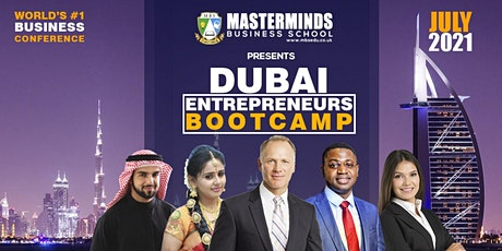 Dubai Entrepreneurs Bootcamp tickets