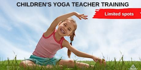 Children's Yoga Teacher Training tickets