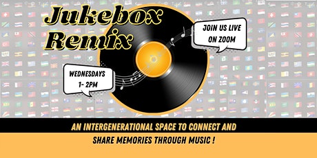 An intergenerational space to connect and share memories through music! tickets