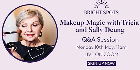 Makeup Magic Mondays with Sally Deung entradas