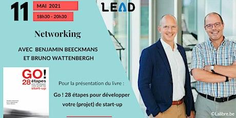 Réussir votre projet en 28 étapes avec Benjamin Beeckmans,Bruno Wattenbergh billets