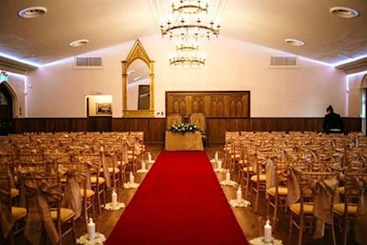 Crossbasket Castle Wedding Fair image